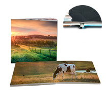 60pg 12x12inch (30x30cm) Pro Hardcover Lay-Flat incl Delivery