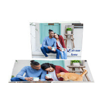 20pg 8x11inch (20x28cm) Pro Hardcover Lay-Flat incl Delivery