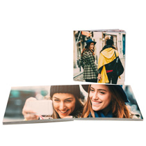 120pg 6x6inch (15x15cm) Pro Softcover Lay-Flat incl Delivery